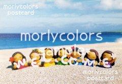 Morlycolors ポストカード 16