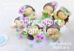 Morlycolors ポストカード 18