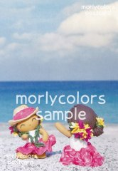 Morlycolors ポストカード 24