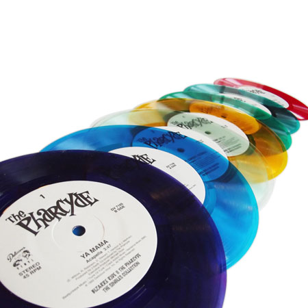 The Pharcyde / Bizarre Ride II The Pharcyde: The Singles Collection Music Box