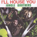 "Jungle Brothers / I'll House You - On The Run (7""/color vinyl)"