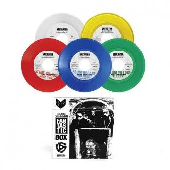 "Slum Village / The Fantastic Box (7""x5/4CD/BOX SET)"