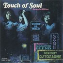 DJ TOZAONE / Touch of Soul (MIX-CD/紙ジャケット仕様)