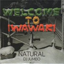 DJ JUMBO / Natural - Welcome To IWAWAKI #17 (MIX-CDR)