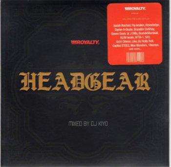 DJ KIYO / HEAD GEAR (MIX-CD)