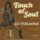 DJ TOZAONE / Touch of Soul Volume.2 (MIX-CD/紙ジャケット仕様)