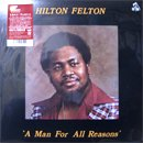Hilton Felton / A Man For All Reasons (LP/re-issue)