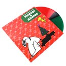 MNDSGN & Ahwlee / A Rap Vacation X-Mas (LP/Red-Green Vinyl)