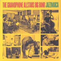The Gramophone Allstars Big Band / Jazzmaica (LP)