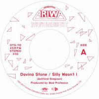 Davina Stone - Mad Professor / Silly Wasn't I - Sweet Cherry (7