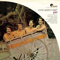 Piri / Voces Querem Mate (LP with Obi/180g/reissue)