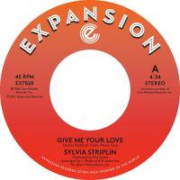 Sylvia Striplin / Give Me Your Love - You Can't Turn Me Away (7
