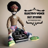 Syunsuke Ono:Electro Voice Sings Sly Stone (LP)