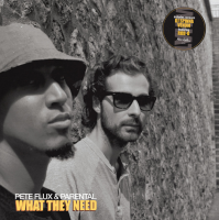 Pete Flux & Parental / What They Need (12