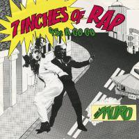 MURO / 7INCHES OF RAP - 45s A GOGO (MIX-CD/紙ジャケット仕様)