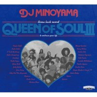 DJ MINOYAMA / Queen of Soul 3 (MIX-CD)