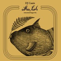 DJ Casin / otha fish - Instrumental Reggae Mix (MIX-CDR/特殊ジャケット)