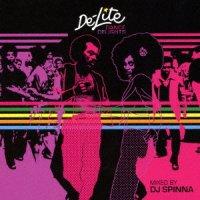 DJ SPINNA / DE-LITE DANCE DELIGHTS (MIX-CD)