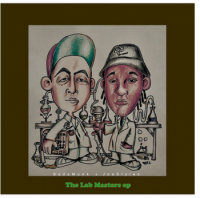 BUDAMUNK & JOE STYLES / The Lab Masters EP (CDR)