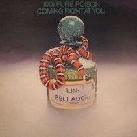 予約商品・100% PURE POISON / COMING RIGHT AT YOU(LP/reissue)