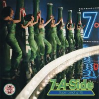 7-A-SIDE / SUPER DANCING HITS (LP/with Obi)