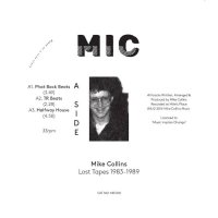 Mike Collins (Sun Palace) / Lost Tapes 1983 -1989 (EP)
