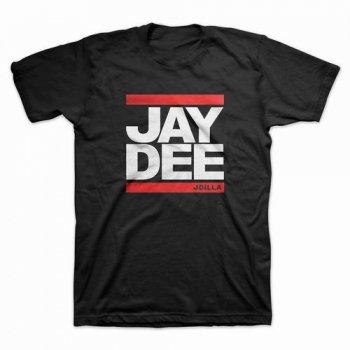 J Dilla / JAY DEE T-SHIRT(T-Shirts/size L)