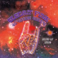 MURO / Elegant Funk - 45's Boogie Edition (MIX-CD/紙ジャケット仕様)