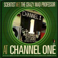 Scientist / Scientist Meets The Crazy Mad Professor (LP)