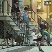SKYZOO : MUSIC FOR MY FRIENDS (2LP)