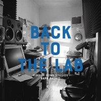 RAPH (V.A.) : BACK TO THE LAB: HIP HOP HOME STUDIOS (Book)