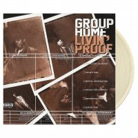 Group Home : Livin' Proof - Deluxe Edition (3LP/color vinyl)