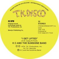 KC & The Sunshine Band : I Get Lifted - Todd Terje Edit (10