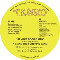 KC & The Sunshine Band : I'm Your Boogie Man - Todd Terje Edit (10