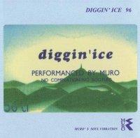 MURO / Diggin' Ice '96 - Remaster Edition (2MIX-CD/紙ジャケ)