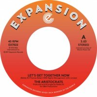ARISTOCRATS : Let's Get Together Now / Loving You Is Mellow (7