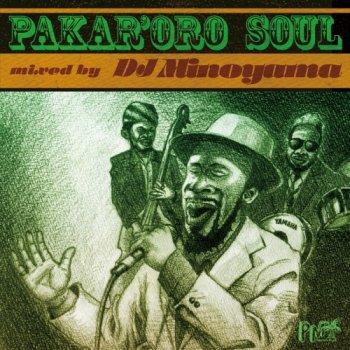 DJ MINOYAMA / Pakar'oro Soul (MIX-CD)