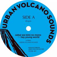 ロボ宙 & URBAN VOLCANO SOUNDS / ICHIHASHI DUBWISE:sekai wa kimi no mono 〜 hey young world (7