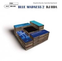 DJ IIDA  / Blue Madness 2 (MIX-CD)