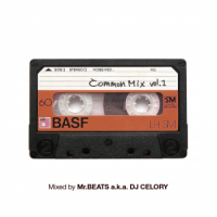 Mr.BEATS a.k.a. DJ CELORY : Common Mix vol.1 (MIX-CD)