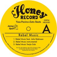 Yasu-Pacino × Sato Beats : Rebel Music (12