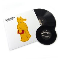 Quasimoto : Yessir Whatever (LP+Fan Club 45+Download Card)