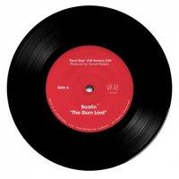 """Baatin (Slum Village):  Don't Stop - Dakim Remix (7"""")"""