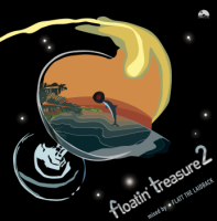FLATT THE LAIDBACK : floatin' treasure 2 (MIX-CD)