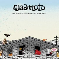 Quasimoto : The Further Adventures of Lord Quas (2LP)