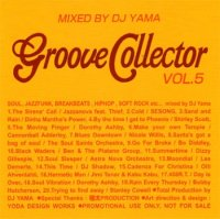DJ YAMA : Groove Collector Vol.5 (MIX-CD)