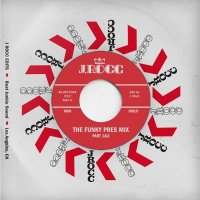 "J Rocc : Funky President Edits Vol. 4: The Funky Pres Mix Part 1&2 (7"")"