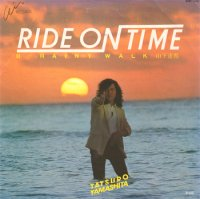 山下達郎 - Tatsuro Yamasita : Ride On Time / Rainy Walk (7