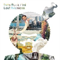 予約商品・PETE ROCK / I.N.I. : LOST SESSIONS (LP)