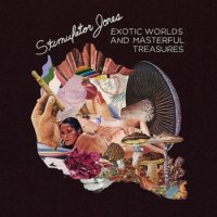 Stimulator Jones : Exotic Worlds And Masterful Treasures (LP)